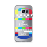 NO SIGNAL SAMSUNG CASE-Dustrial-future-fashion-scifistreet-SAMSUNG CASE-Samsung Galaxy S7 Edge-