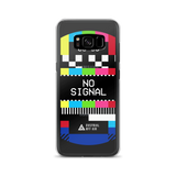 NO SIGNAL SAMSUNG CASE-Dustrial-future-fashion-scifistreet-SAMSUNG CASE-Samsung Galaxy S8-