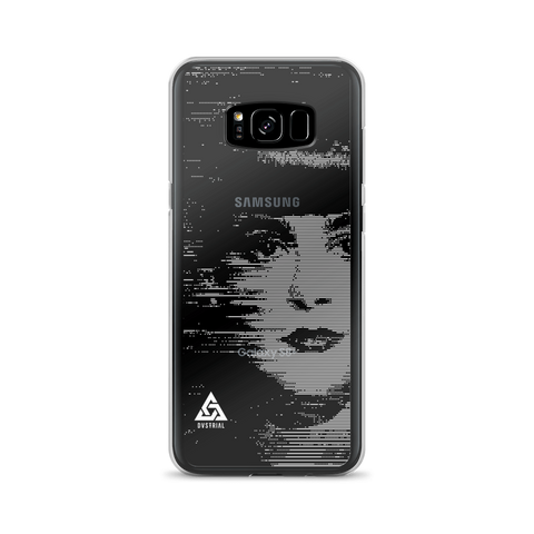 RACHAEL GLITCH SAMSUNG CASE-Samsung Galaxy S8 Plus-Dustrial