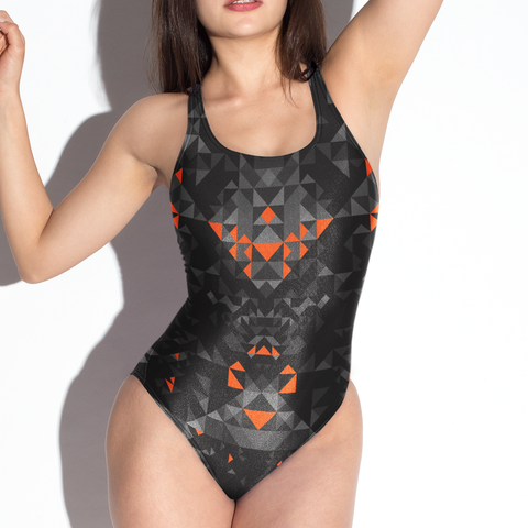 RUBICON VOID ONE-PIECE SWIMSUIT-XS-Dustrial