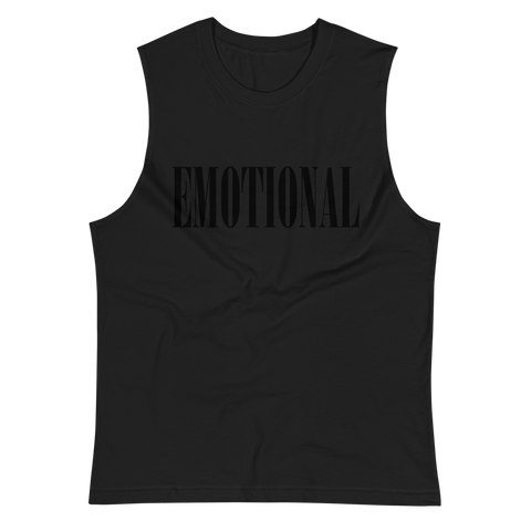 EMOTIONAL MUSCLE TANK