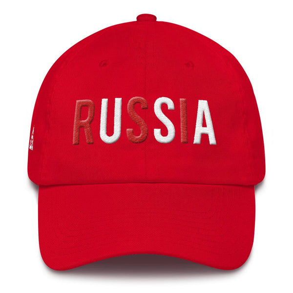 USSA DAD HAT-Dustrial-future-fashion-scifistreet-HAT-YUP-DAD-Red-
