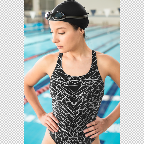 WIRED V2 MONO ONE-PIECE SWIMSUIT