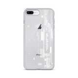 XERODUSTRIAL IPHONE CASE-Dustrial-future-fashion-scifistreet-IPHONE CASE-iPhone 7 Plus/8 Plus-