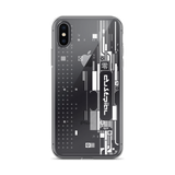 XERODUSTRIAL IPHONE CASE-Dustrial-future-fashion-scifistreet-IPHONE CASE-iPhone X-