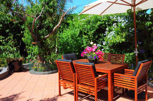 Flaunt Your Garden by Creating an Outdoor Entertainment Area