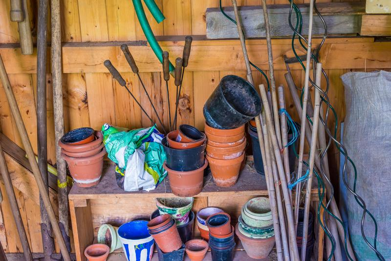 Why an Organized Tool Shed is a Gardener's Best Friend