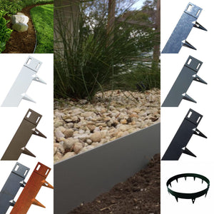 Core Edge Flexible Steel Garden Edging and Tree Rings Henderson Supply