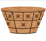 Pamela Crawford Double Tier Basket Planter and Liner Sets - Henderson Garden Supply