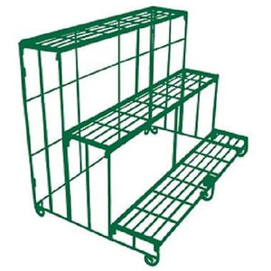 Rectangle Tiered Plant Stand - Henderson Supply