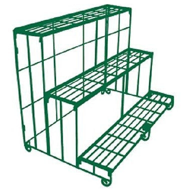 RECTANGLE TIERED PLANT STAND - Henderson Supply - 1