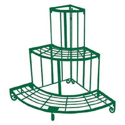 QUARTER-ROUND TIERED PLANT STAND - Henderson Supply - 2