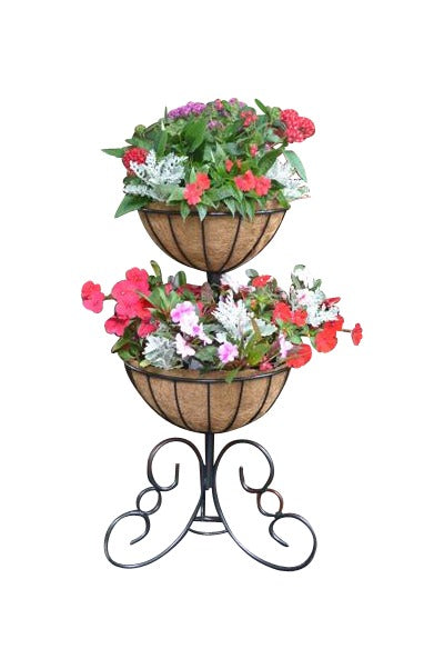 Two-Tier Planter and Liner Set - Henderson Supply