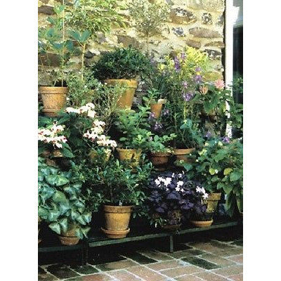 RECTANGLE TIERED PLANT STAND - Henderson Supply - 2