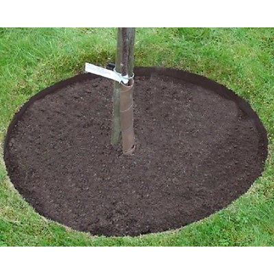 EverEdge Classic Tree Ring 2 ft Dia. 2 piece tree ring - Henderson Supply - 2