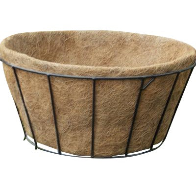 Pamela Crawford Single Tier Replacement Liner With No Holes - Henderson Garden Supply