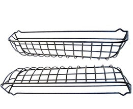 "Hayrack Classic Window Box and rail planter 30"" - Henderson Garden Supply"