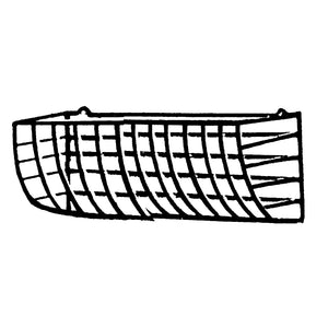 "Hayrack 40"" extension for expandable hayrack window box - Henderson Garden Supply"
