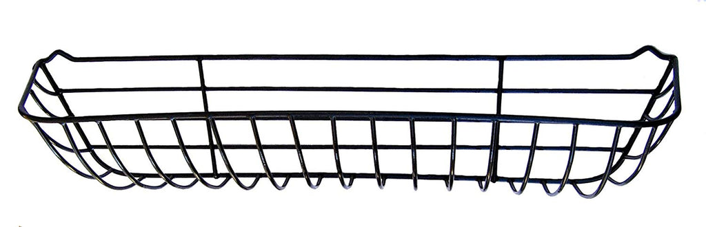 55 inch wrought iron hayrack planter - Henderson Garden Supply