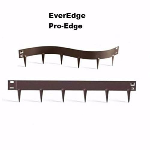 ProEdge by EverEdge Lawn Edging 3in flexible steel 3inx8ft FIVE sections 40 ft total - Henderson Supply - 5