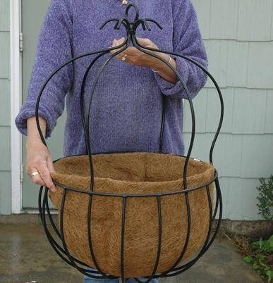 16 Inch Diameter Imperial Hanging Basket - Henderson Garden Supply