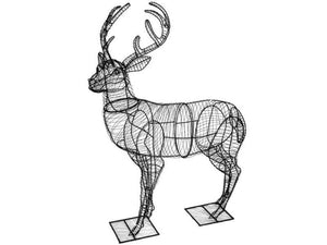 Deer rust free steel topiary frame - Henderson Garden Supply
