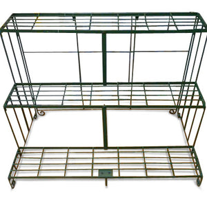 Rectangle Tiered Plant Stand - Henderson Garden Supply