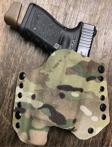 DA HOLSTER W/ LIGHT