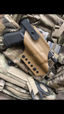 The Blackside Suppressed Pistol Holster