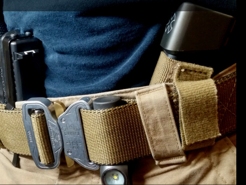 UW IWB Pistol Mag Pouch  (Snake Eater Tactical)