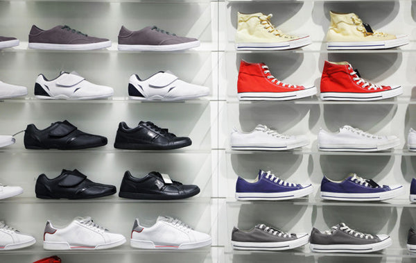 10 Types of Sneakers and How to Wear Them