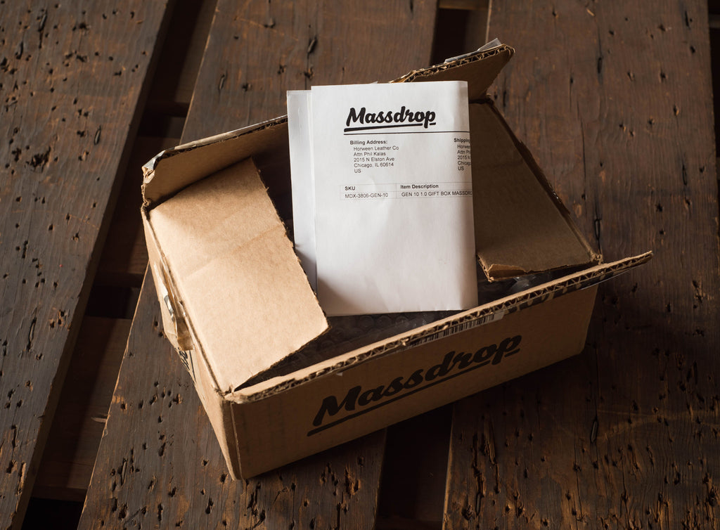 Massdrop's Second Gift Box - What's Inside?