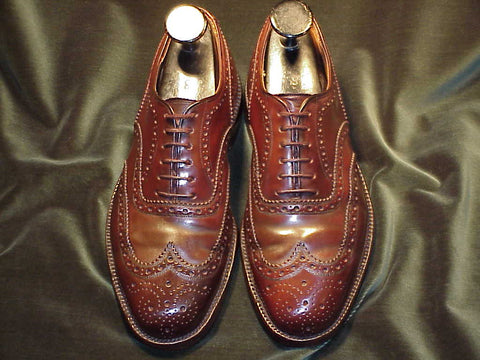 Floresheim Shell Cordovan Wing Tip