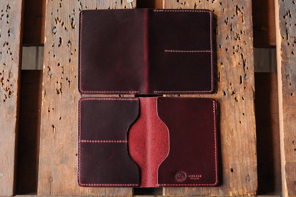 World Traveller - Chromexcel Passport Holder