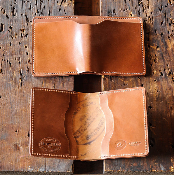 Tony the Ant - Horween Shell Cordovan