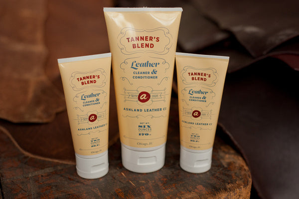 Ashland Leather Tanner's Blend - Leather Cleaner & Conditioner