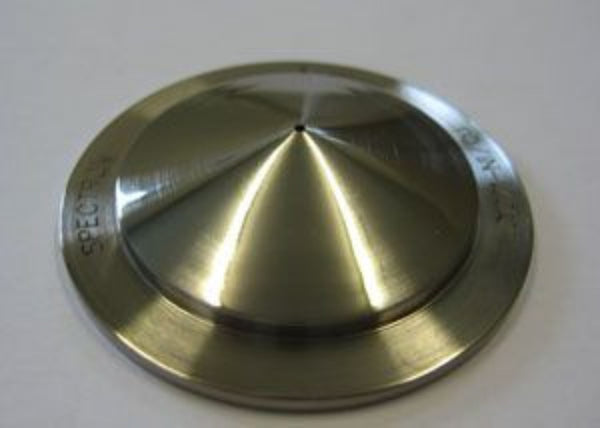 Cone, Nickel plated Sampler, Copper Core (Spectron)
