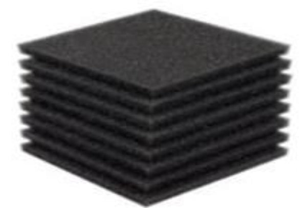 Air Filter for the Instrument Cubicle 10/pk