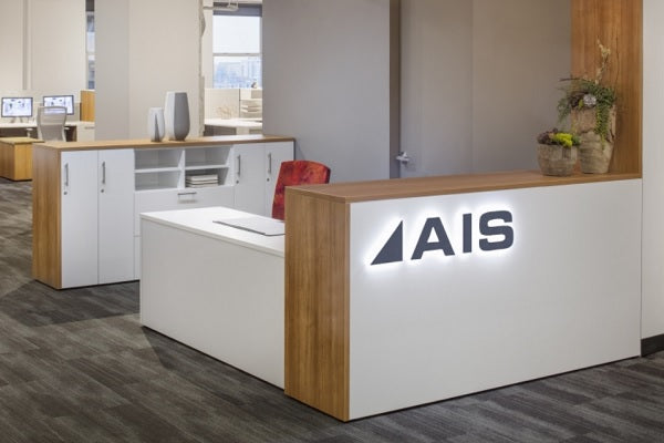 AIS - Calibrate Reception Desk
