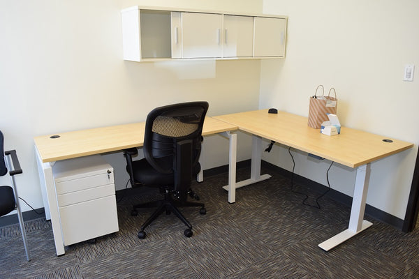 Benching and Private Offices