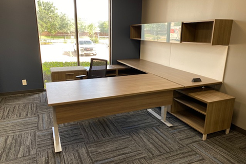 Herman Miller - Pre Owned U Shape Private Offices