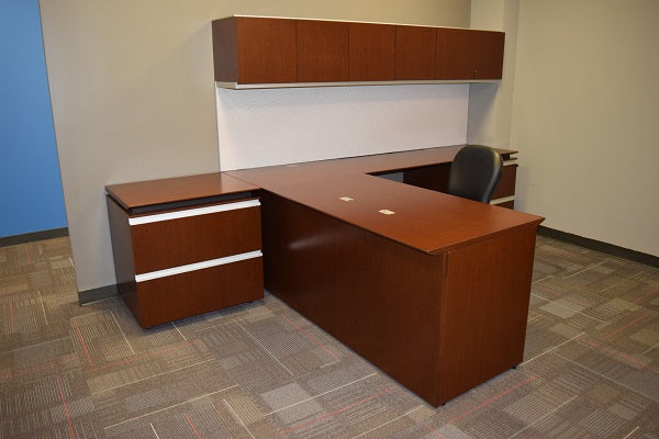Used Knoll Autostrada Executive L Shape Private Office