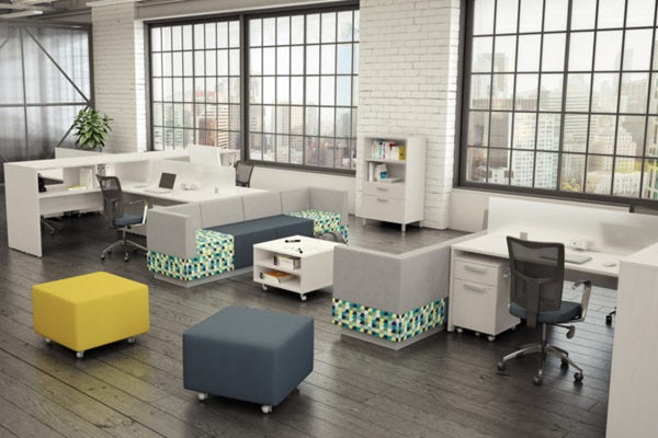 Logiflex - Sit Collaborative Collection