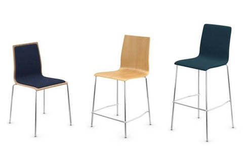 Logiflex - Madrid Side Chair & Stools