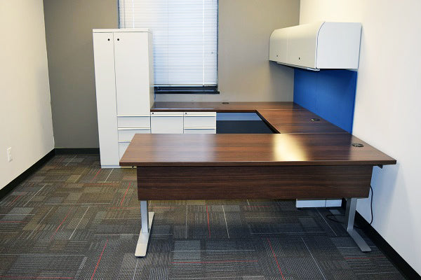 Knoll - Series 2 Customizeable Private Office