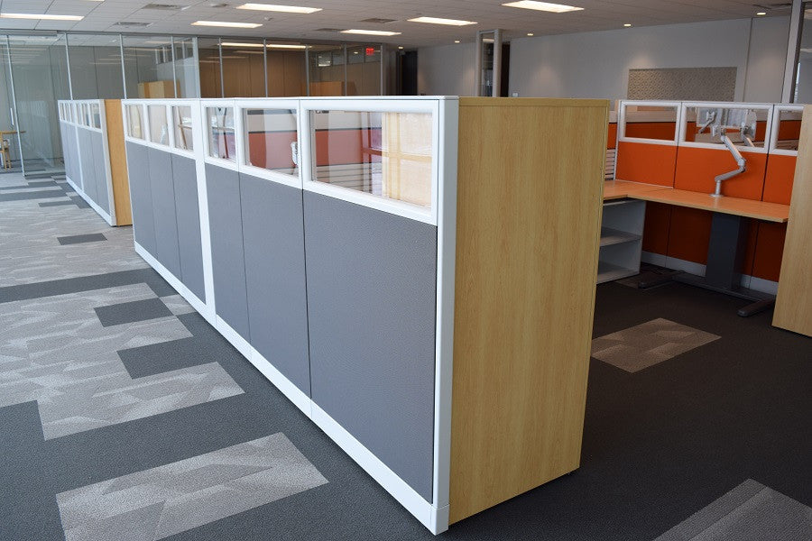knoll currents/morrison cubicles and ref offices – office