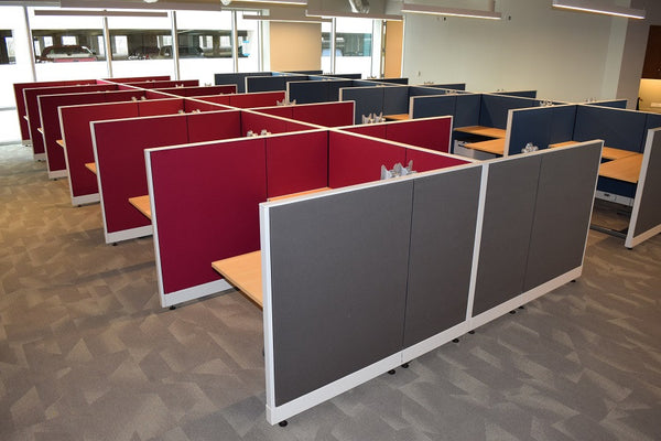 Knoll Currents/Morrison Cubicles and Ref Offices