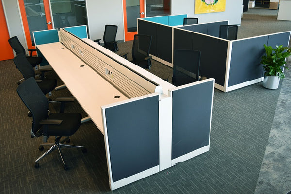 Knoll Currents Workstations with Morrison