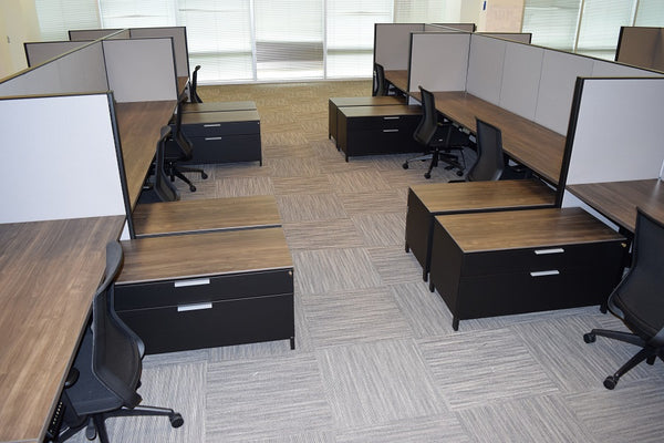 Knoll Morrison Open Concept Workstations