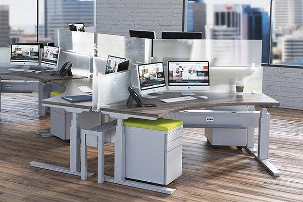 boost 120 degree benching systemclear design – office